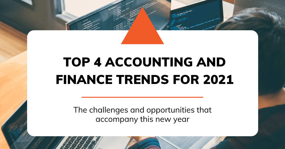 Accounting and finance trends