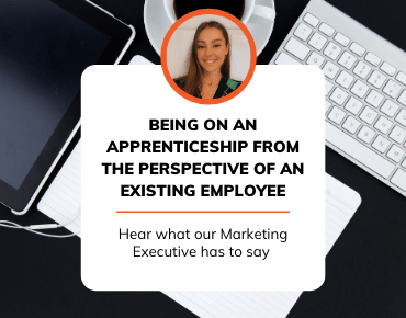 Can I do an apprenticeships as an existing employee?