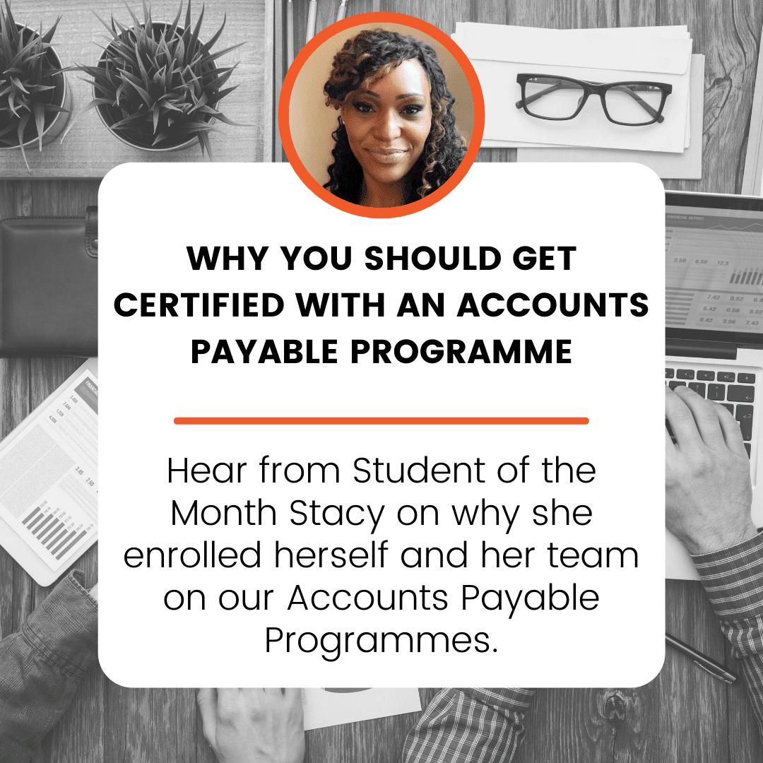 Accounts Payable Programme